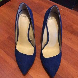 Zara trafaluc heels size 6.5 EU 37